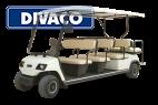 D-Line DV-8G Elektro personentransporter