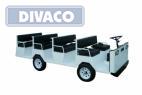 Motrec MP-500 Elektro personentransporter Industrie