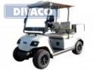 D-Line DV-2 Golfkar met laadbak