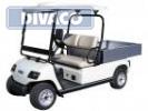 D-Line DV-2X / DV-2XG elektrovoertuig met laadbak