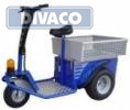 Zallys Jack 900W-32 / 1200W-32 Elektrische personentransporter