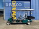 Gebruikte ITALCAR DV-4G Elektro 48 Volt 4-zitter met laadbak golfkar