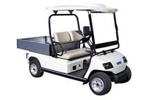 Golfkarren voor goederentransport in allerlei formaten