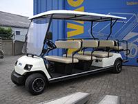 Nieuwe Golfkar Voor Personen En Goederenvervoer Divaco