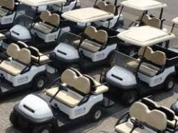 Divaco Golfkar verhuurvloot