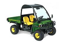 Gators diesel und benzin Allrad als 2 und 4-Sitzer verfügbar